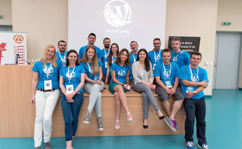 Another year, another WordCamp Belgrade